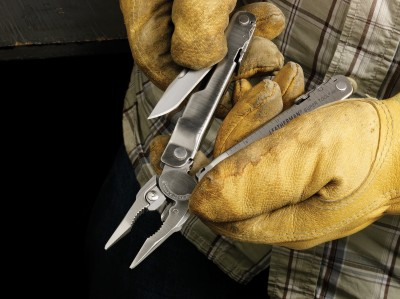 Фото мультитула Leatherman Super Tool 300