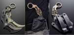 Skeletonized Karambit – скелетный керамбит от Bawidamann inc