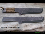 Нож Forager's Camp Knife от Baugo Blades