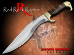 Кукри Red Rock Raptor от Down under knives